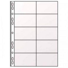 Файл А4 для 20 визиток (PVC)