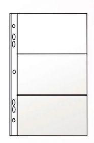 Файл для 6 визиток Panta Plast 125х208 мм, 90 мкм