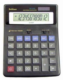 Калькулятор BS-555, 12 разрядов