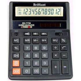 Калькулятор BS-777, 12 разрядов
