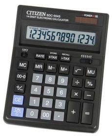 Калькулятор SDC-554S, 14 разрядов