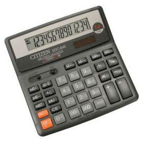 Калькулятор SDC-640, 14 разрядов