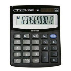 Калькулятор SDC-812BII, 12 разрядов