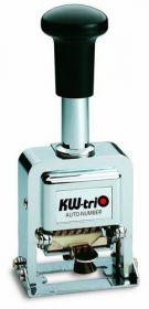 Нумератор металлический 6-разрядный, 4.8 мм KW-triO 20600
