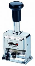 Нумератор металлический 7-разрядный, 4.8 мм KW-triO 20700