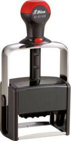 Датер металлический, автомат. со свободным полем 68х47 мм