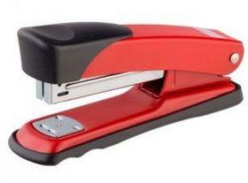 Степлер (скобы №24, 26), красный