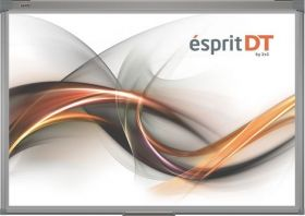 Доска интерактивная 236,5х123,3/101'' Esprit DUAL Touch