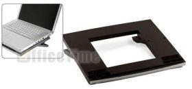 Подставка под ноутбук, Black&Silver