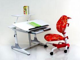 Детский стол Mealux BD-311 белый
