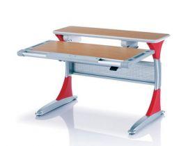 Детский стол Mealux BD-333 BG/R