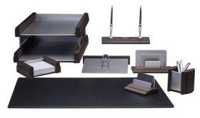 Набор настольный для руководителя BESTAR 8237FDY, 8 предметов, светлая вишня