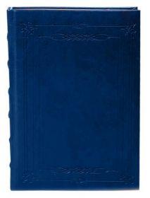 Ежедневник недатированный SAGA, синий
