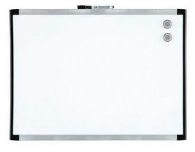 Доска магнитно-маркерная REXEL Quartet  43х58,5 см
