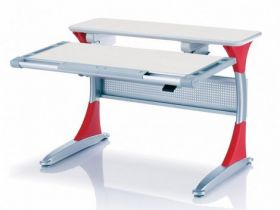 Детский стол Mealux BD-333 TG/R  береза