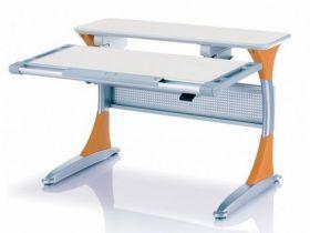 Детский стол Mealux BD-333 TG/Y  береза