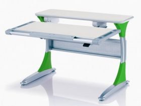 Детский стол Mealux BD-333 TG/Z  береза
