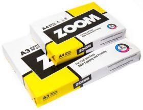 Офисная бумага Zoom А3, 80 г/м2, 500 листов