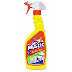 Средство чистящее для кухни Мистер Мускул Свежесть лимона, 500 мл