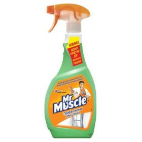 Средство для мытья стекол Mr. Muscul, 500 мл
