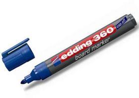 Маркер для досок edding e-360, 1.5-3 мм, синий