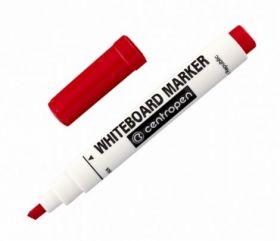 Маркер для досок Centropen 8569, 1-4.6 мм, красный