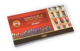 Пастельные мелки Toison D'or 8516, 48 цветов
