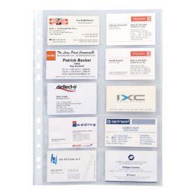 Файл для 20 визиток (А4, РР), 10 шт.
