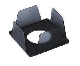 Бокс для бумаги пластиковый КИП, дымчатый