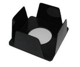 Бокс для бумаги пластиковый КИП, черный