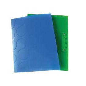 Папка с прижимом Panta Plast OMEGA А4, 900 мкм, ассорти