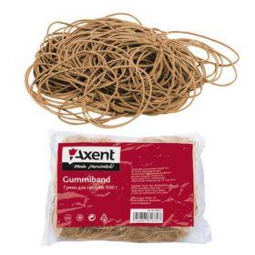 Резинки для денег, натуральный каучук, 500 г