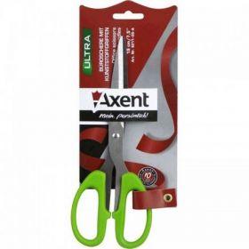 Ножницы Axent, Ultra, 19 см, салатовый