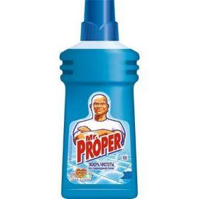 Средство жидкое для полов MR. PROPER 500 мл, Океан