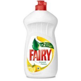 Средство для посуды FAIRY Сочный лимон, 500 мл