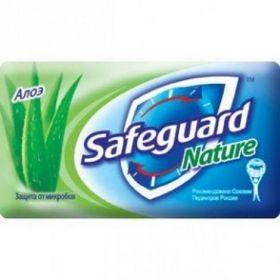 Мыло туалетное SAFEGUARD Алоэ, 90 г