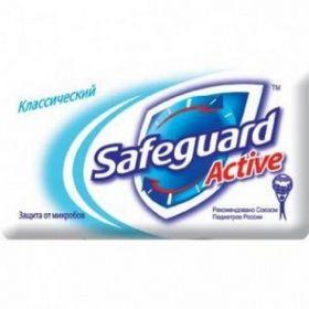 Мыло туалетное SAFEGUARD Классический, 90 г