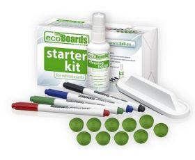 Стартовый набор для маркерных досок ecoBoards