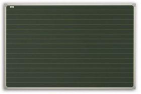 Доска для мела в линию 2х3 C-line  85x100 см