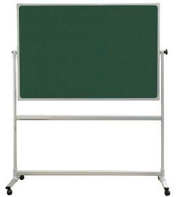Доска оборотно-мобильная для мела 2x3 100х170 см