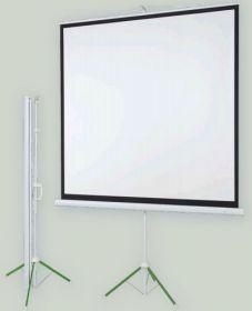 Проекционный экран ECO tripod mobile 150х150 см