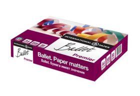 Офисная бумага Ballet Premier,А4,80 г/м2, 500 листов