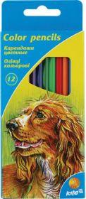 Карандаши цветные Kite, 12 цветов