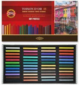 Пастельные мелки Toison D'or, 48 цветов