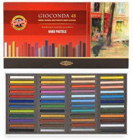 Пастельные мелки Gioconda, 48 цветов