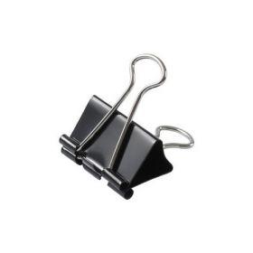 Биндеры Axent 25 мм, 12 шт, черные
