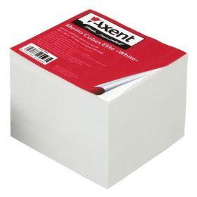 """Блок бумаги для заметок Elite """"White"""" 90х90х70 мм, не склеенный"""
