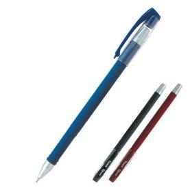 Ручка гелевая Forum, 0.5 мм, синяя, полибэг