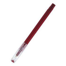 Ручка шариковая Direkt, 0.5 мм, красная, полибэг