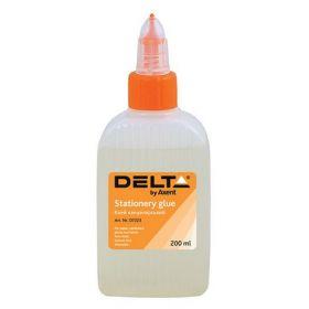 Клей канцелярский Delta 200 мл